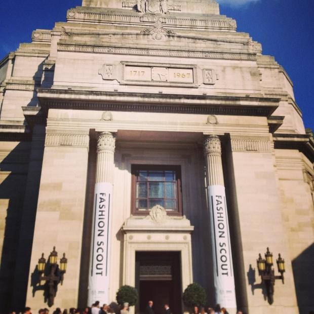 Fashion Scout Freemasons Hall