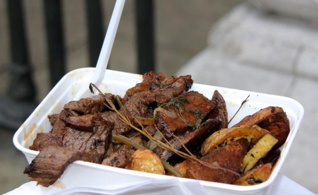 Greenwich Market Street Food - The Wishing Tree