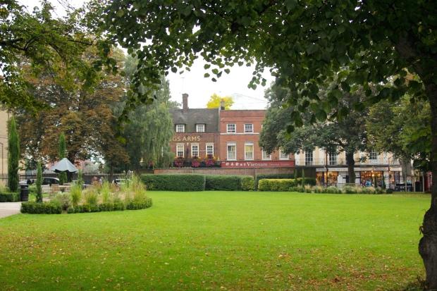 Greenwich The Wishing Tree