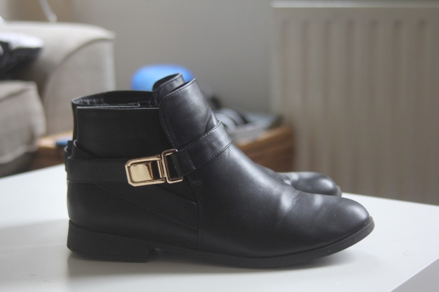 Dorothy Perkins Buckle Ankle Boots - The Wishing Tree