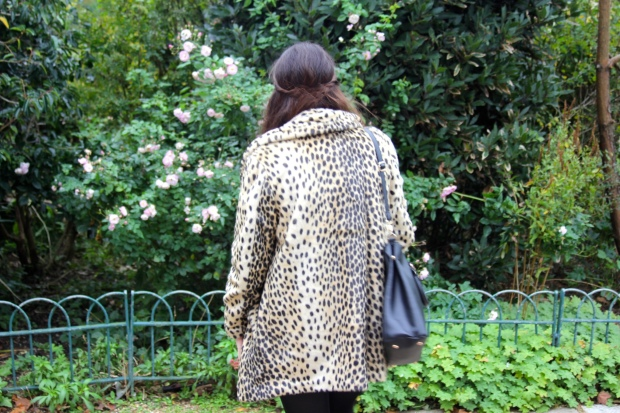 ASOS Leopard Coat - Frocks and Flowers