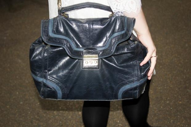 aldo handbag - frocks and flowers fashion blog