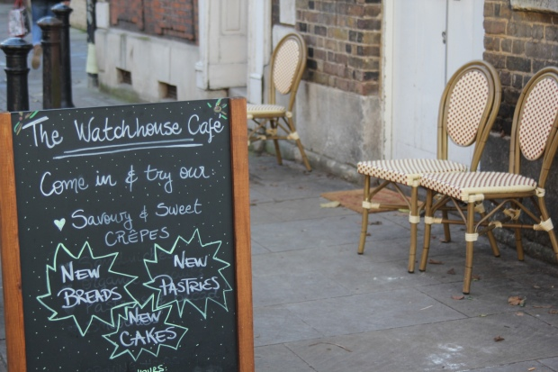 Rotherhithe Cafe Frocks and Flowers