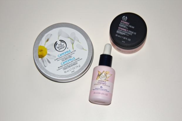 body shop beauty haul frocks and flowers uk fashion blog