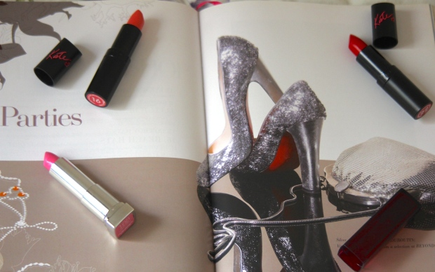Beauty Buys March 2015 Rimmel Kate Moss Lipstick Maybelline Color Sensational