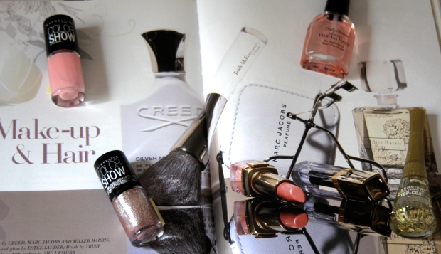 Beauty Buys March 2015 Maybelline Color Show Sally Hansen Nail Treatment Bourjois Gold Leaf