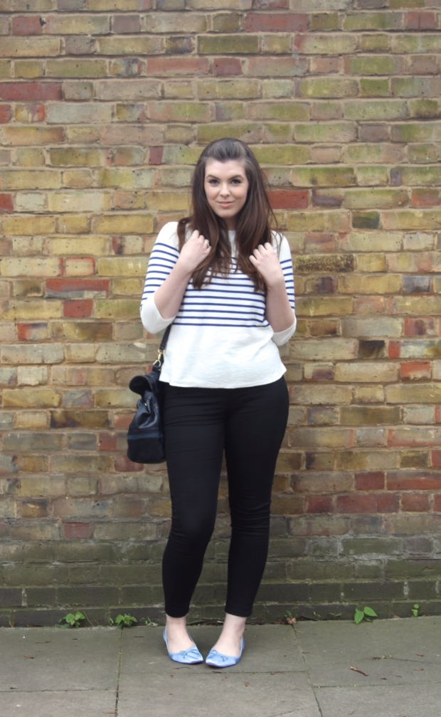 Frocks and Flowers UK Fashion and  Lifestyle Blog London Style Blog Breton Stripes