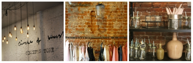 Frocks and Flowers UK Life and Style Blog Amsterdam Guide Shopping circle of trust concept store