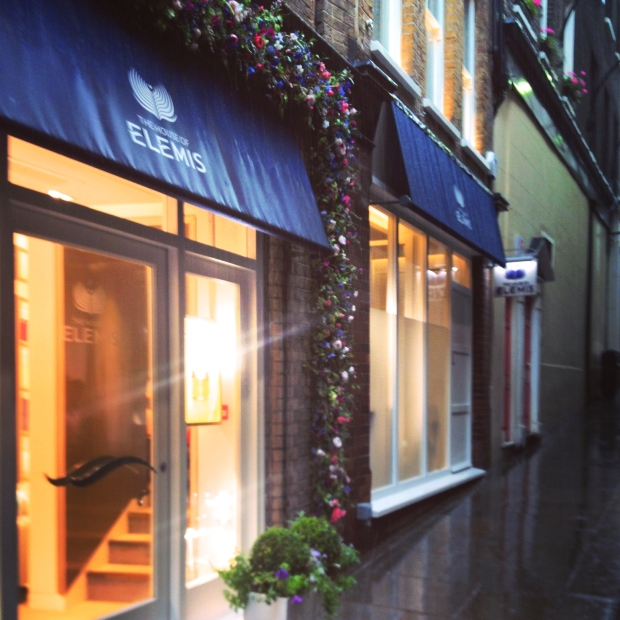 Frocks and Flowers UK Life and Style Blog House of Elemis Spa Review Massage Facial