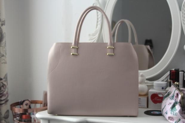 Frocks and Flowers UK Lifestyle Blog Summer Haul H&M Pink Handbag