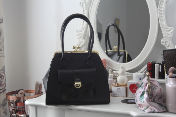 Frocks and Flowers UK Lifestyle Blog Summer Haul House of Fraser Therapy Handbag