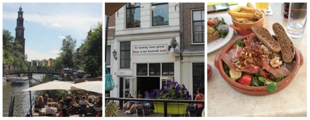 Frocks and Flowers UK Life and Style Blog Amsterdam Guide Cafe P96
