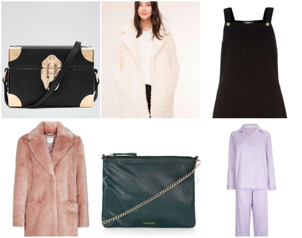 Frocks and Flowers UK Lifestyle Blog London Payday Wishlist Topshop Reiss Pull and Bear