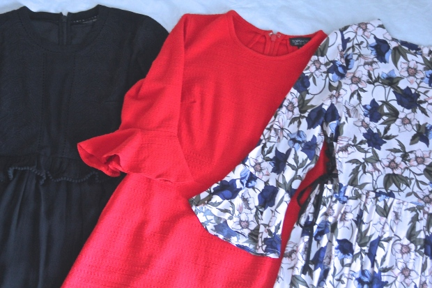 Frocks and Flowers UK Lifestyle Blog Clothes Haul Wardrobe Update Vintage Topshop Uniqlo H&M USC Next aw15