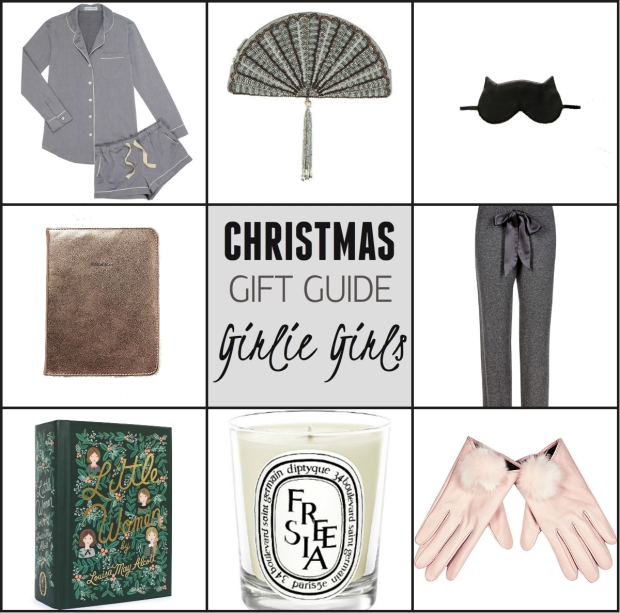 Frocks & Flowers UK Lifestyle Blog Christmas Gift Guide 2015 UK Girlie Girls Gifts for her