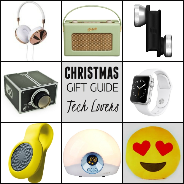 Frocks & Flowers UK Lifestyle Blog Christmas Gift Guide 2015 UK Tech gifts electricals