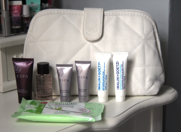 Frocks and flowers frocks & flowers uk lifestyle blog beauty blog travel skincare routine flight bag