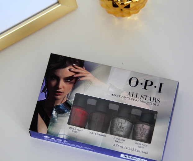 frocks and flowers frocks & flowers uk lifestyle blog beauty blog opi all stars gift set nail polish review opi review