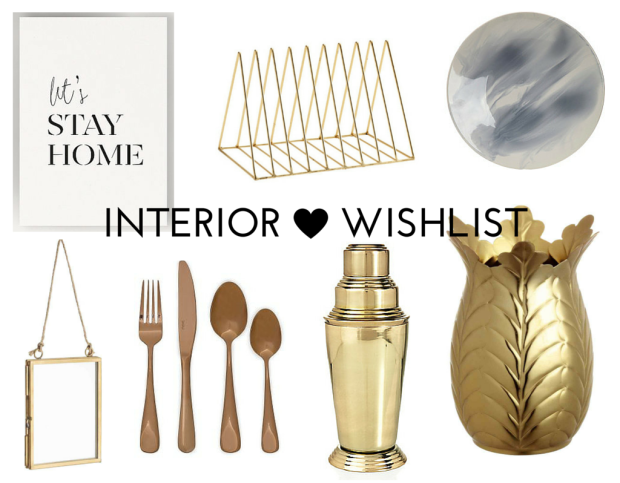 frocks and flowers frocks & flowers uk lifestyle blog interior blog home accessories wishlist gold accessories copper home accessories copper cutlery marble plates marble home accessories